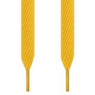 Extrabreite gelbe Schnürsenkel