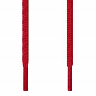 Runde, rote Schnürsenkel