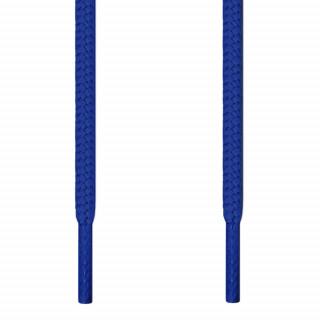 Runde, blaue Schnürsenkel