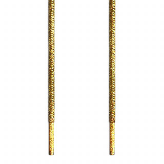 Adidas Yeezy - Schnürsenkel, golden